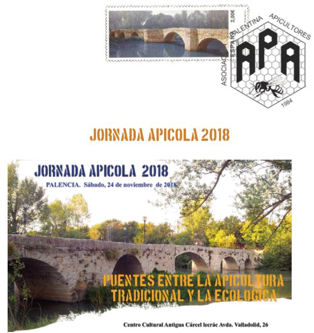 Jornada apicola palencia 2018