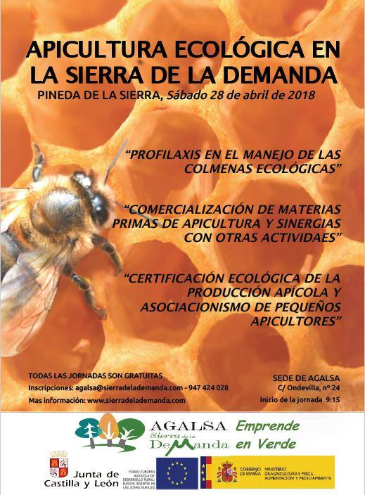2018 abril jornada apicultura ecologica agalsa